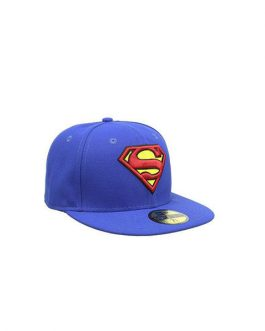 CHARACTER BASIC SUPERMAN BLUE RED YELLOW