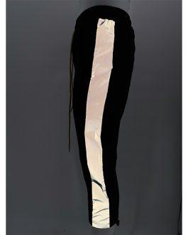 Pantalone con banda laterale reflective FLEG