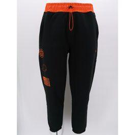Pantalone tuta con stampe NEW ERA