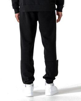 Pantalone tuta con banda laterale NEW ERA