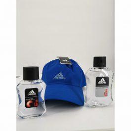 Box cappello profumo dopobarba ADIDAS