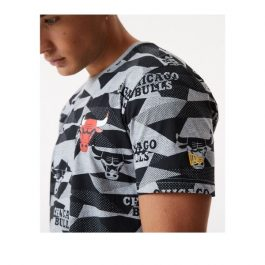T-shirt Chicago Bulls NEW ERA
