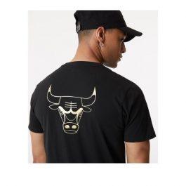 T-shirt logo metallico NEW ERA