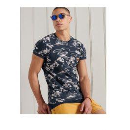 T-Shirt fantasia SUPERDRY